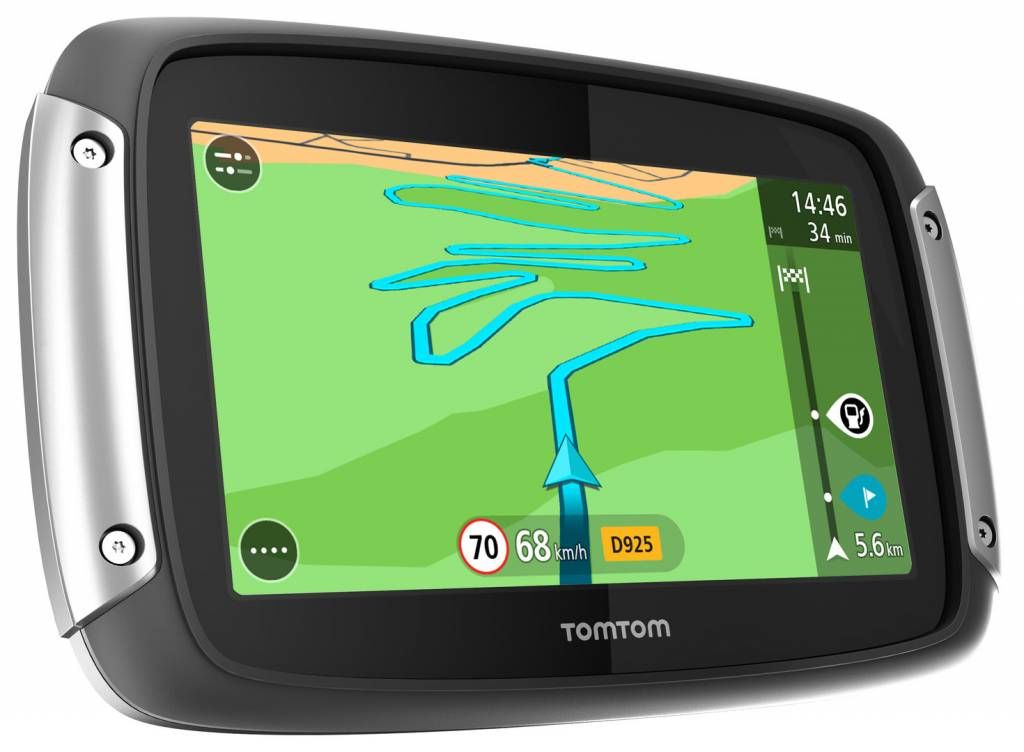 tomtom rider 400 gps navigation europe champion helmets. Black Bedroom Furniture Sets. Home Design Ideas