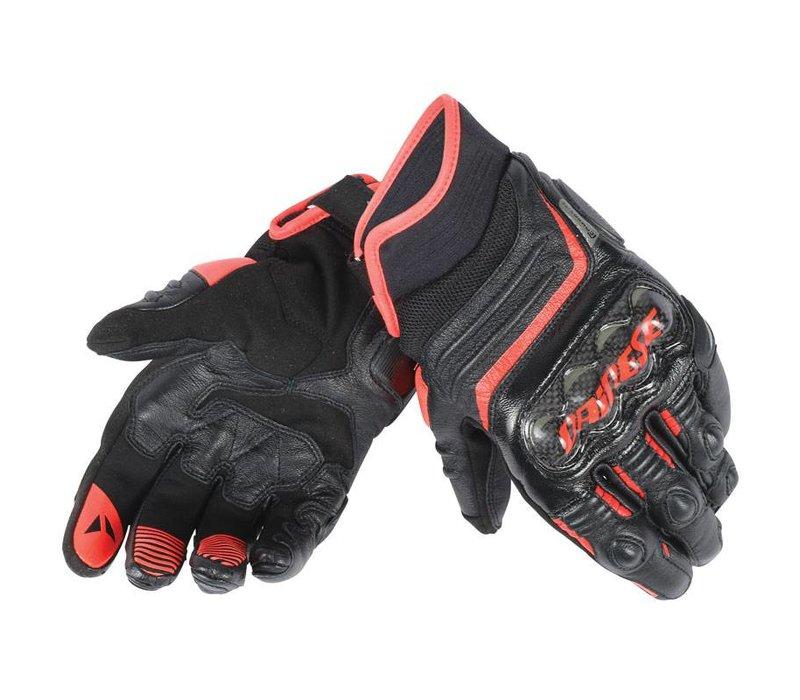 Carbon Short D1 Handschoenen