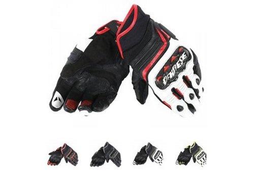 Dainese Online Shop Carbon Short D1 Handschoenen