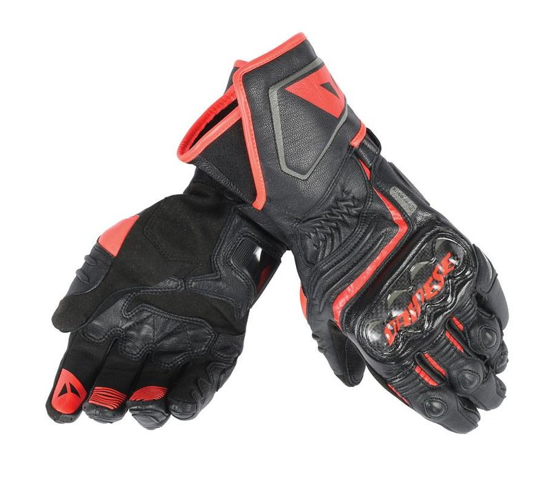 Carbon D1 Long Handskar