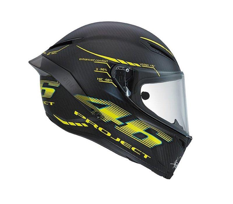 Pista GP Project 46 2.0 Valentino Rossi Helm