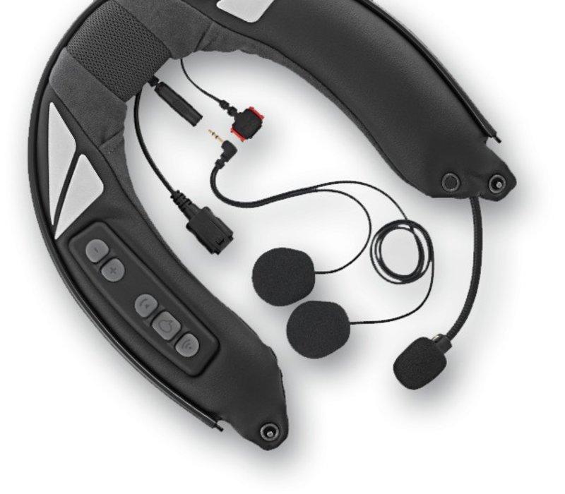 SRC Communication Systeem voor Schuberth C3 Pro / E-1 (V2)