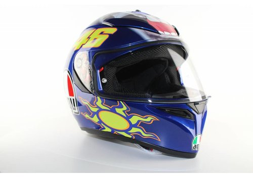 AGV K-3 SV The Donkey шлем VR46 Limited Edition