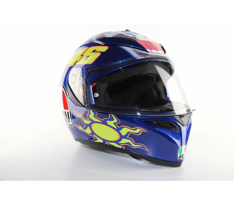 K-3 SV The Donkey Helm VR46 Limited Edition