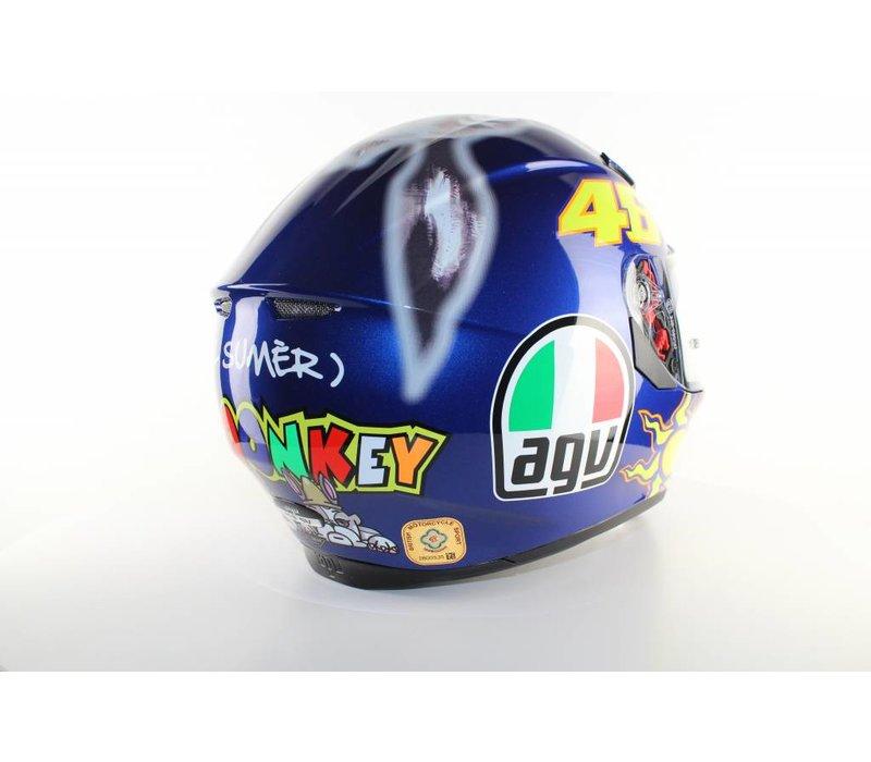 K-3 SV The Donkey Helmet VR46 Limited Edition