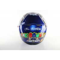 K-3 SV The Donkey Casco VR46 Limited Edition