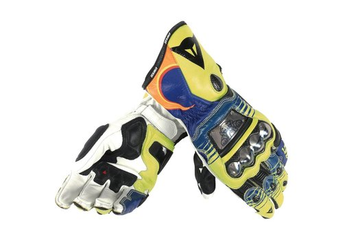 Dainese Online Shop Replica D1 Valentino Rossi Gloves