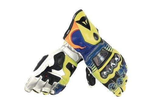 Dainese Online Shop Replica D1 Valentino Rossi Handschoenen
