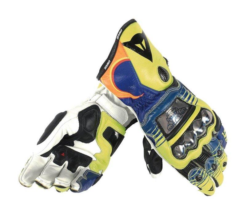 Valentino Rossi Replica D1 Handschoenen