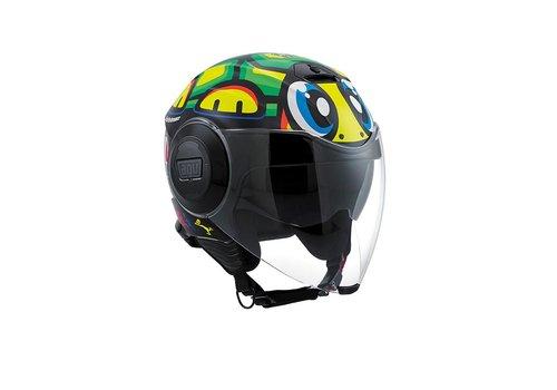 AGV Fluid Tartaruga Helm - Valentino Rossi