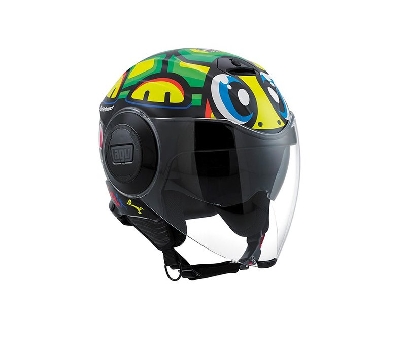 Fluid Tartaruga Helmet - Valentino Rossi