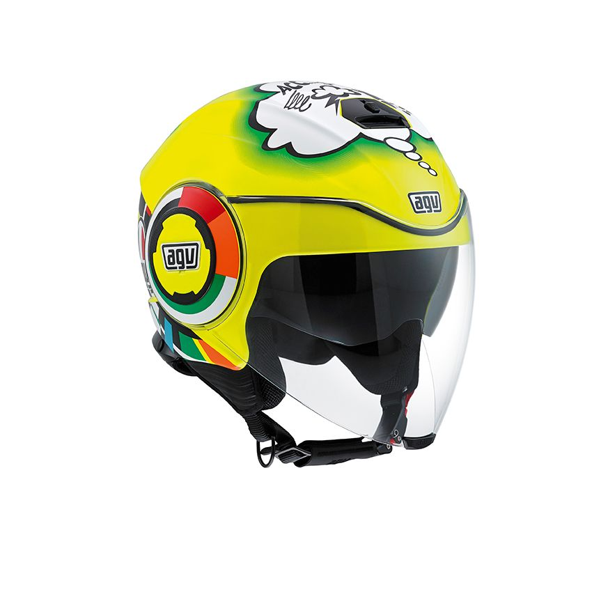 agv fluid misano 2011 helm champion helmets motorradhelme. Black Bedroom Furniture Sets. Home Design Ideas