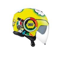 Fluid Misano 2011 Casco - Valentino Rossi