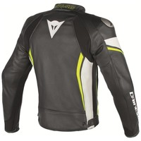 VR46 D2 Leather Jacket Valentino Rossi