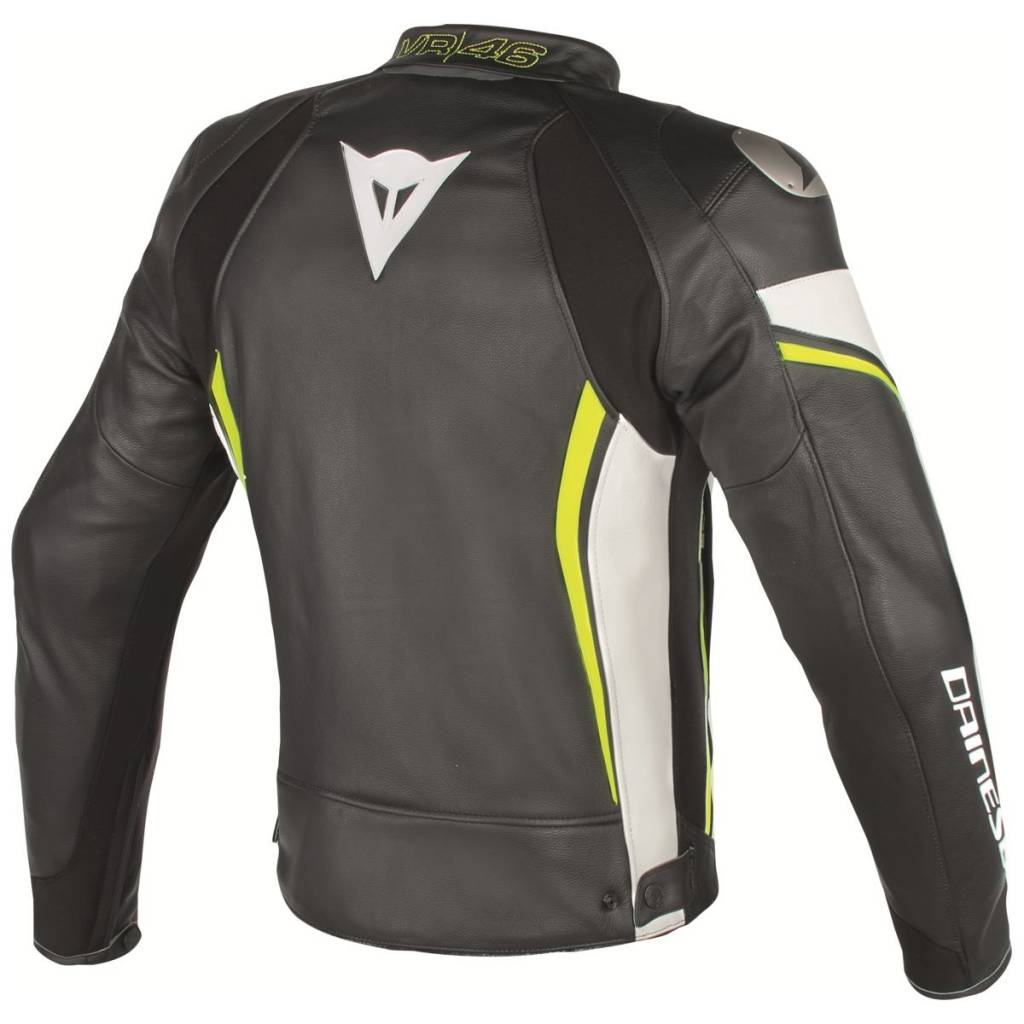 Dainese Vr46 D2 Valentino Rossi Jacket Champion Helmets