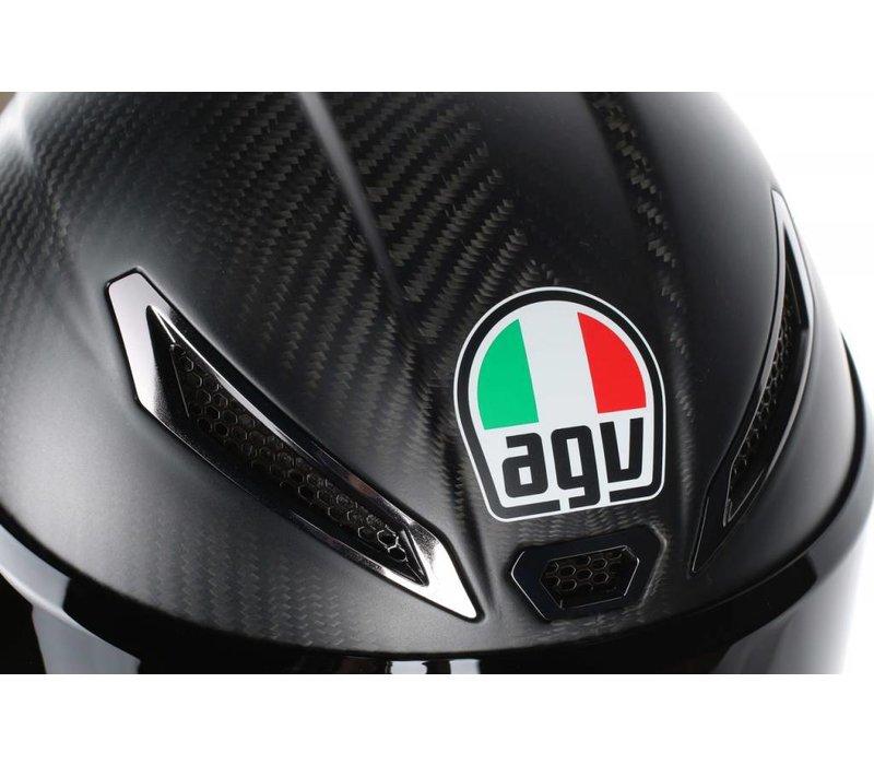 AGV Pista GP R Matt Carbon Helm + Kostenloser Visier