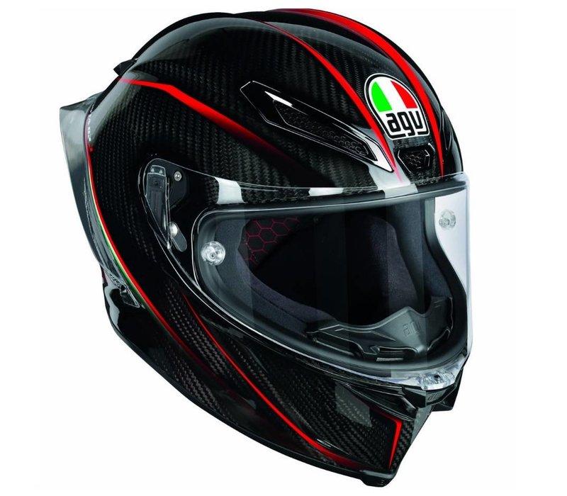 Pista GP R Gran Premio Carbon Italy Casco