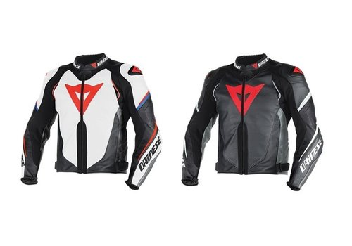 Dainese Online Shop Super Speed D1 Perforated Leather Jacket