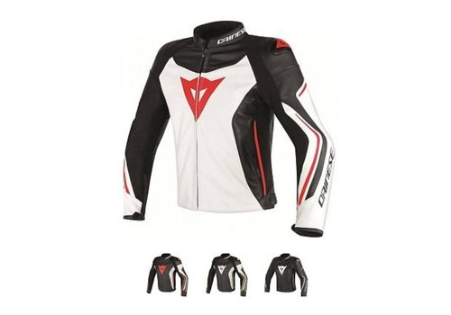 Dainese Online Shop Assen Perforated Leather Jacket