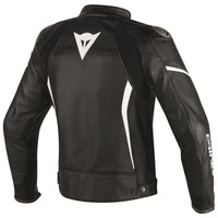 Assen Perforated Leather Jacket
