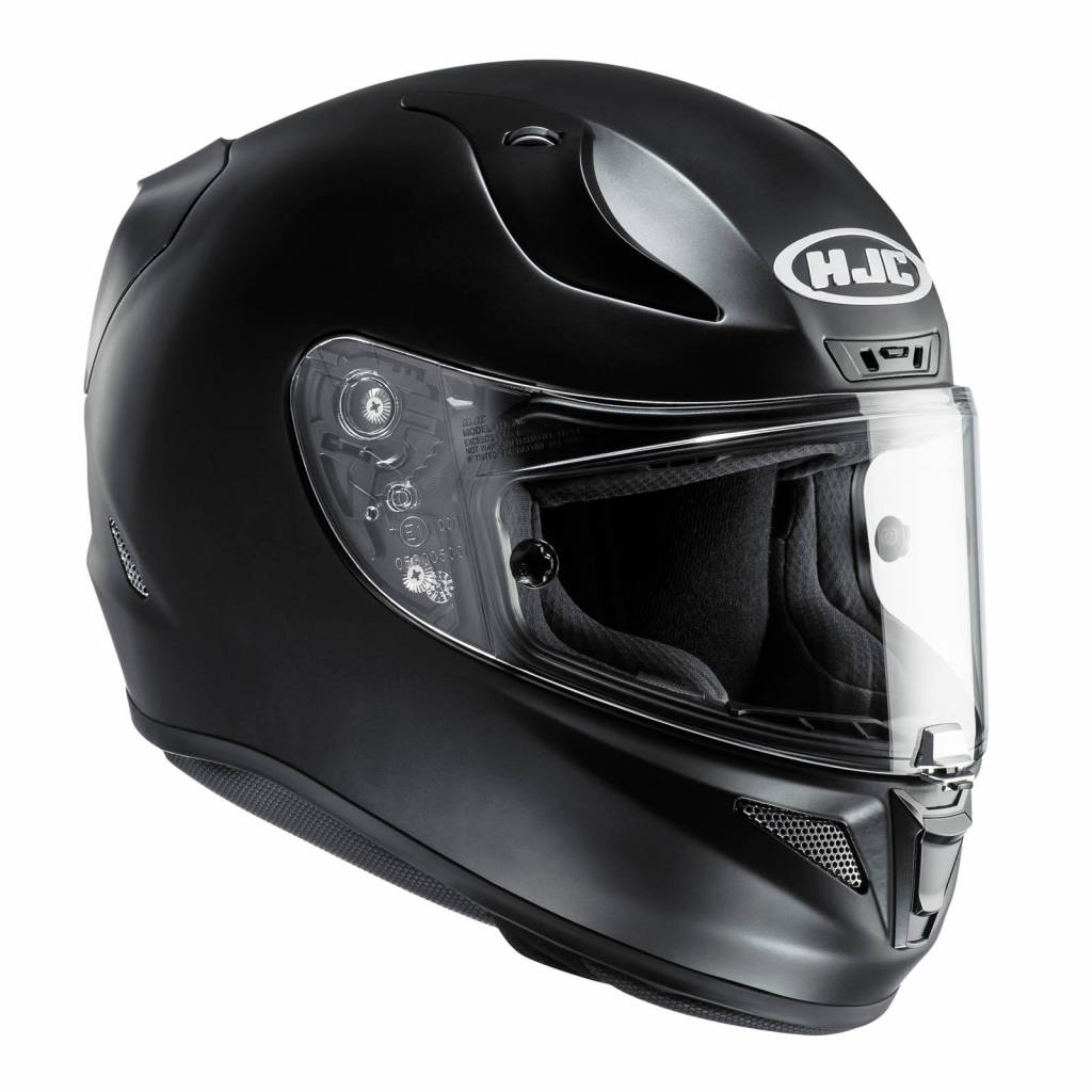 hjc rpha 11 black matt helmet champion helmets. Black Bedroom Furniture Sets. Home Design Ideas