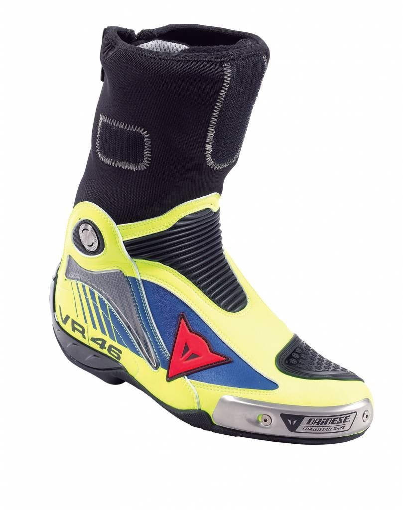 Dainese Axial Pro In Replica D1 Bottes , Valentino Rossi