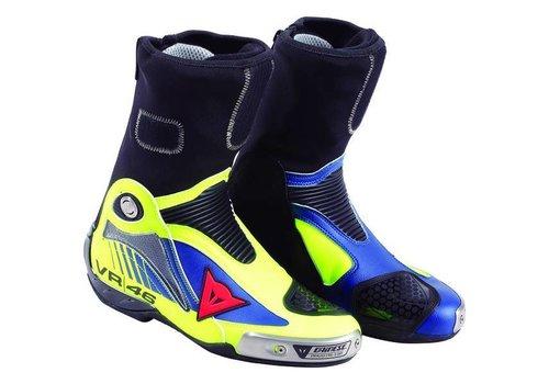 Dainese Online Shop Axial Pro In Replica D1 Motorlaarzen - Valentino Rossi