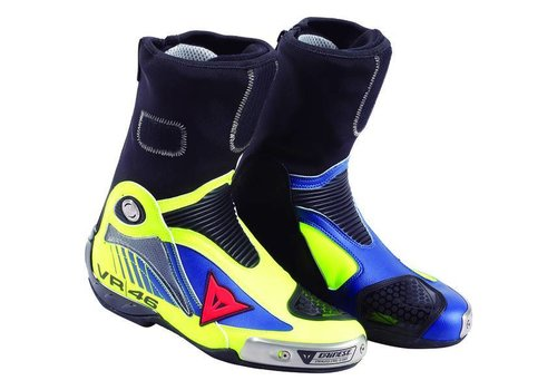 Dainese Online Shop Axial Pro In Replica D1 Motorradstiefel - Valentino Rossi
