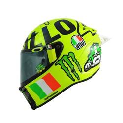 AGV Online Shop Corsa R Mugello Mugiallo 2016 Helm Limited Edition