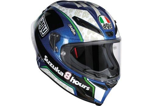 AGV Online Shop Corsa R Espargaro 8H Suzuka 2015 Helmet