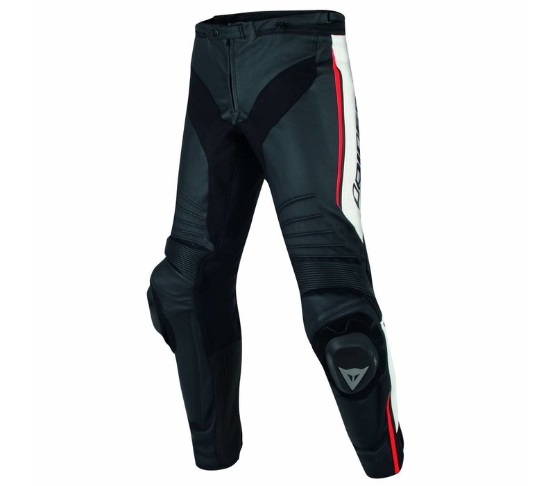 Misano Perforated Leather Pants