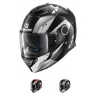 SHARK Spartan Carbon Bionic Casque