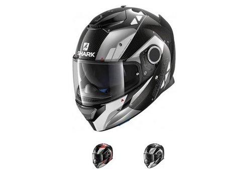 Shark Spartan Carbon Bionic Helm