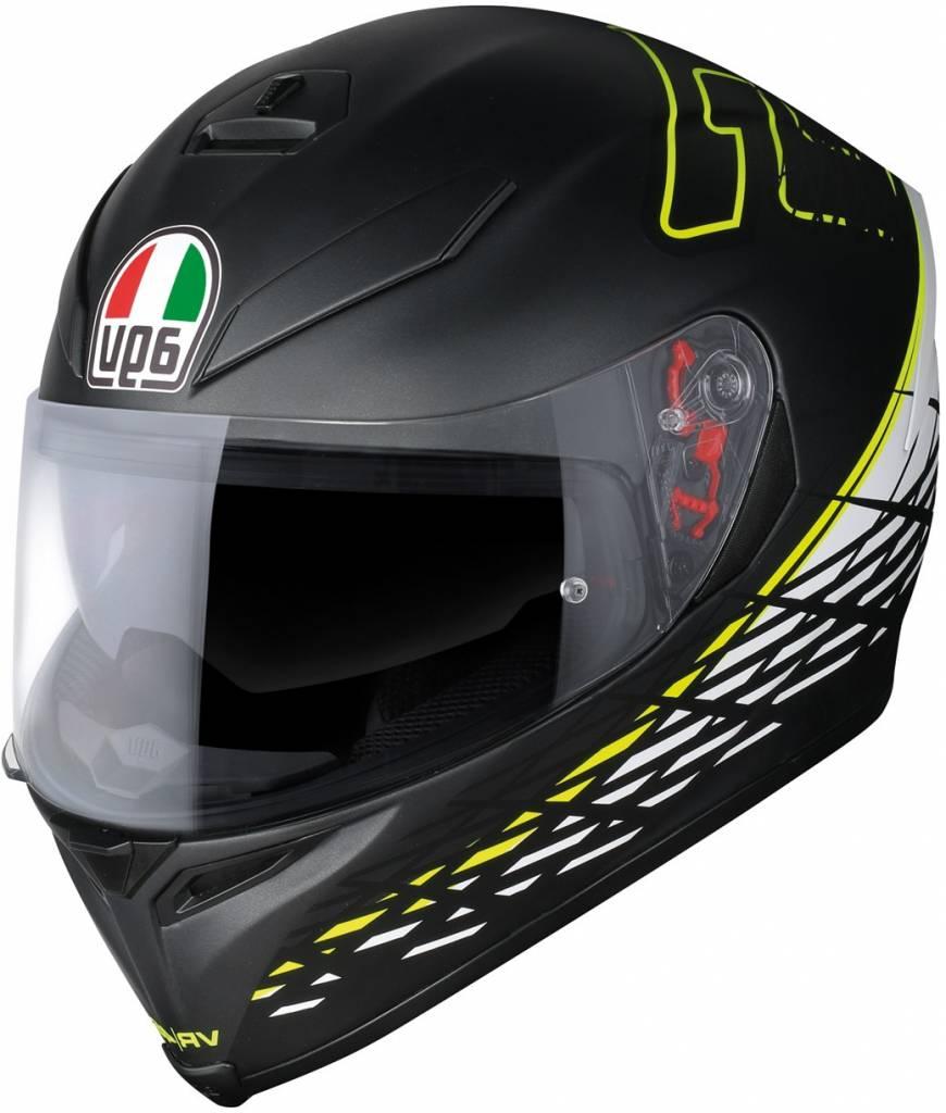 casque agv k 5 s thorn 46 champion helmets. Black Bedroom Furniture Sets. Home Design Ideas