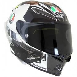 AGV AGv Pista GP R Misano 2016 Rossi Helm + Kostenloser Visier