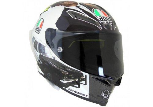AGV AGV Pista GP R Misano 2016 Rossi Helmet - Blues Brothers