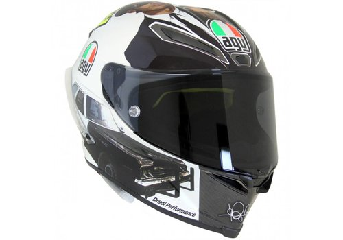 AGV Pista GP R Misano 2016 Rossi Helmet - Blues Brothers