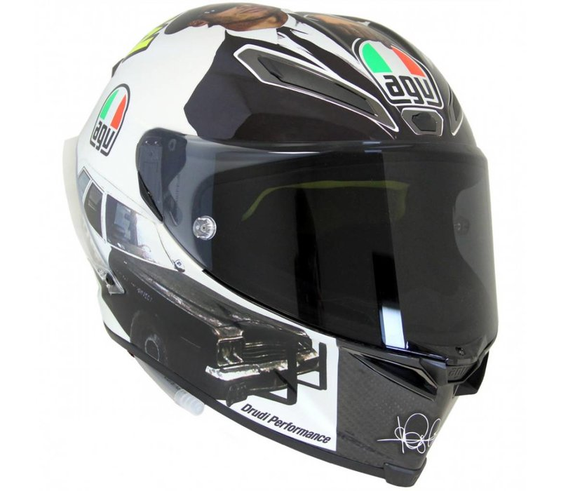 Pista GP R Misano 2016 Rossi Helm - Blues Brothers