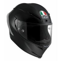 AGV Corsa R Matt-Schwarz Helm + Kostenloser Visier