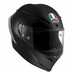 AGV AGV Corsa R Matt-Schwarz Helm + Kostenloser Visier