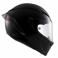 Corsa R Matt-Schwarz Helm