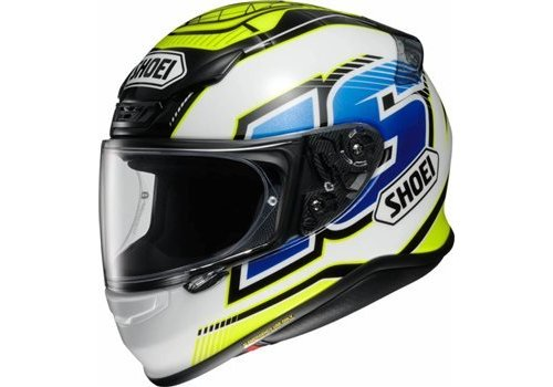 Shoei Shoei NXR Cluzel TC-3 Helm