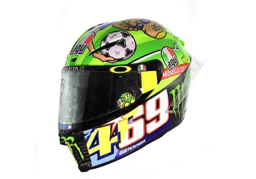 AGV Pista GP R Mugello 2017 Helm - Limited Edition