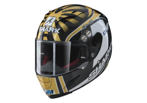 SHARK Race-R Pro Zarco World Champion Helm - Limited Edition
