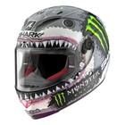 SHARK Race-R Pro Lorenzo White Shark Hjälm - Limited Edition