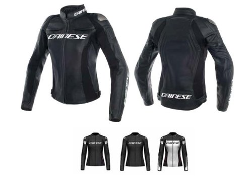 Dainese Online Shop Racing 3 LADY Leather Jacket