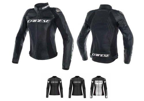 Dainese Racing 3 LADY Leather Jacket
