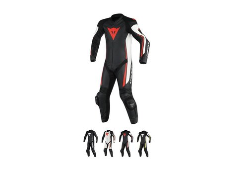 Dainese Online Shop Dainese Assen One-Piece Perforated Racing Suit
