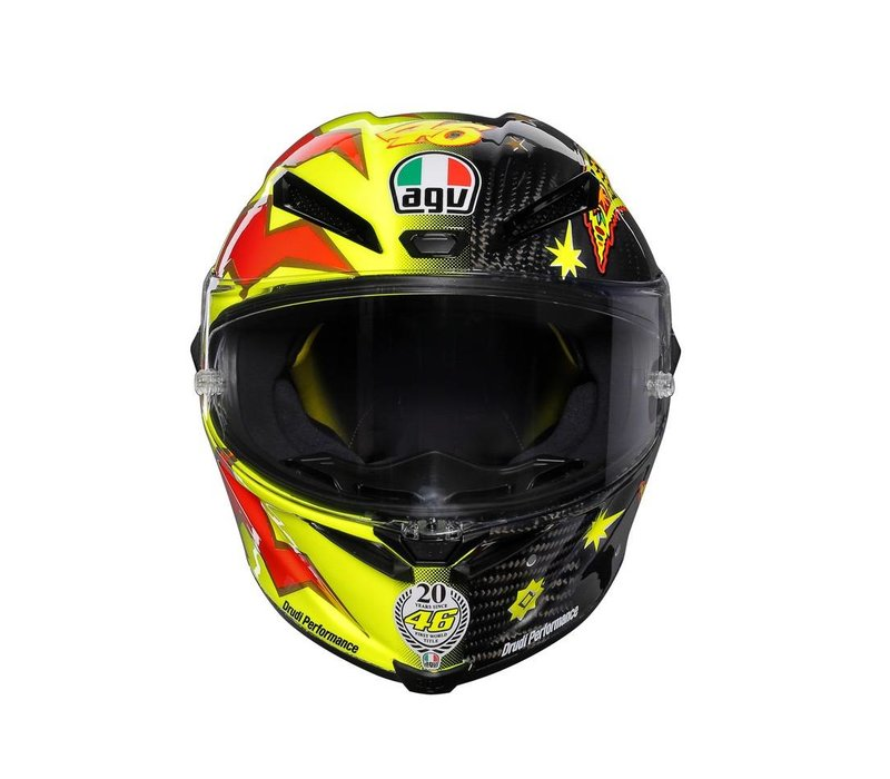 AGV Pista GP R Rossi 20 Years Hjälm - Limited Edition