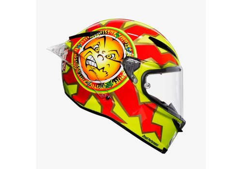 AGV Pista GP R Rossi 20 Years Casque - Limited Edition